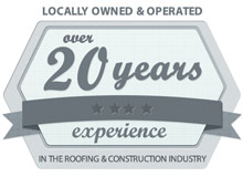 roofing 20 years